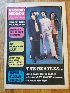 Record Mirror  26 апреля 1969