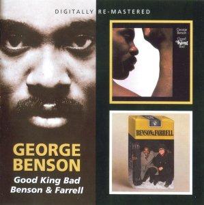 George BENSON 1975 Good King Bad