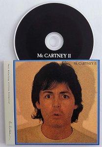 McCartney II  https://youtu.be/YbvdQBz65tM
