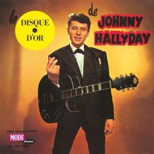 Le disque d'or de Johnny Hallyday 1962 https://www.youtube.com/watch?v=JZBeRJJkHWs