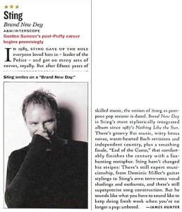 Rolling Stone 14 October 1999