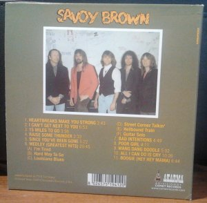 Savoy Brown а что вы думаете об этой группе?