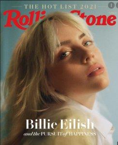Билли Айлиш порадовала миллионы поклонников множеством новых фото из своей последней сессии.