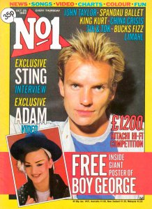 No 1 29 October 1983