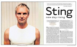 Rolling Stone 23 November 2000