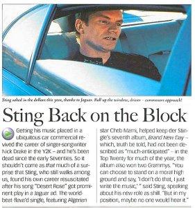Rolling Stone 28 December 2000