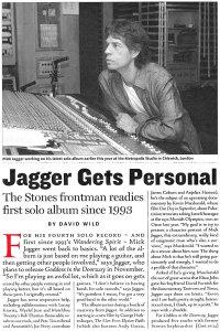 Rolling Stone 13 September 2001