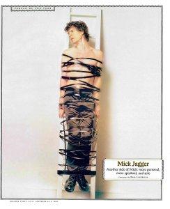 Rolling Stone 6 December 2001