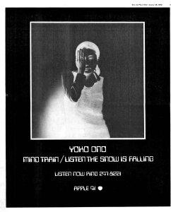Disc 29 January 1972