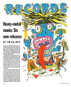 Rolling Stone 12 September 1985