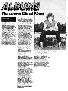 Kerrang! 28 July 1983