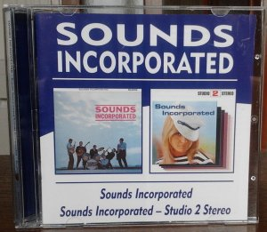 Sounds Incorporated - Sounds Incorporated (BGOCD661)