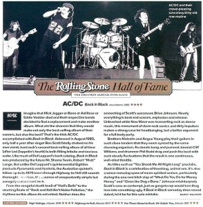 Rolling Stone 3 October 2002