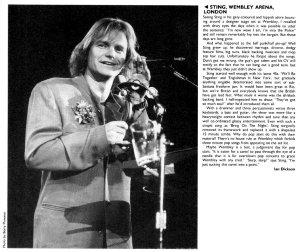 Record Mirror 9 January 1988