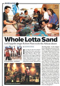 Rolling Stone 6 March 2003