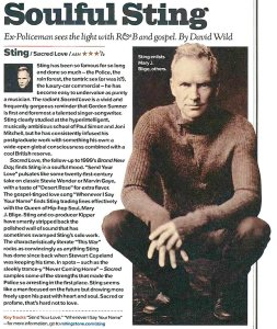 Rolling Stone 16 October 2003