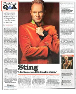 Rolling Stone 11 December 2003