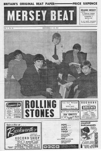 Mersey Beat, Vol.3, No.62, December 5-19, 1963