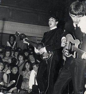 2 августа 1963, Grafton Rooms, Ливерпуль
