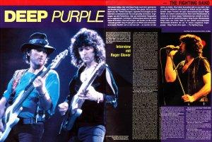 Metal Hammer Germany June 1985