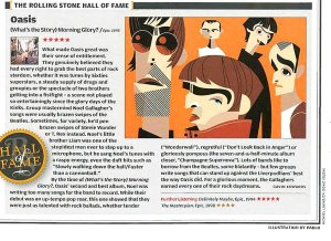 Rolling Stone 28 October 2004