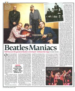 Rolling Stone 11 August 2005