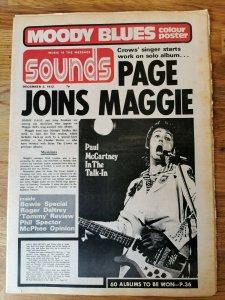 Sounds  2 декабря 1972