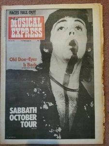 New Musical Express  26 июля 1975