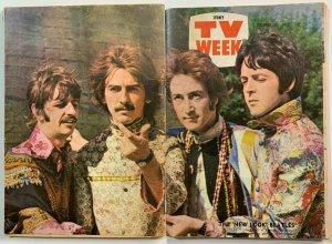 TV Week  30 декабря 1967