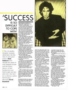 Record Mirror 18 July 1987