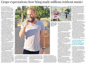 The Daily Telegraph сегодня.