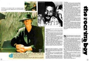 Record Mirror 13 April 1985