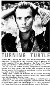 Record Mirror 25 May 1985