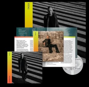 Sting The Bridge Vinyl Official Store Exclusive - Standard Album Эта версия на белом виниле.