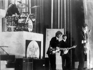 1963.12.30 - London. Astoria Cinema, The Beatles Christmas Show