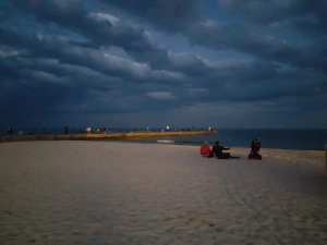 Сегодня в Одессу вернулось лето! А в выходные было очень прохладно, как для начала сентября.