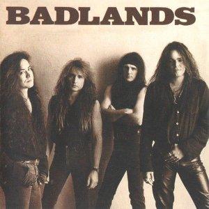 BADLANDS (Jake E. Lee,Ray Gillen,Eric Singer)1989Badlands