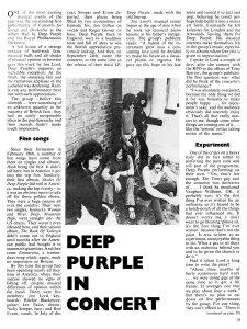Beat Instrumental November 1969