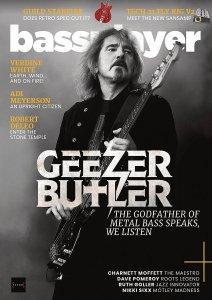 Bass Player October 2021.