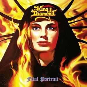 KING DIAMOND 1986 Fatal Portrait