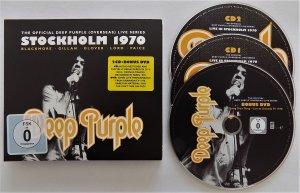 Deep Purple - Live in Stockholm 1970(2014)  https://youtu.be/Oe7m9cm5HuI