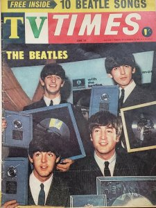TV Times  10 июня 1964