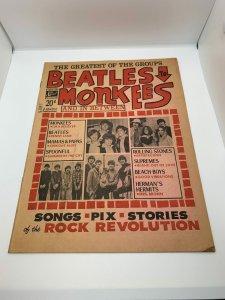 Beatles to Monkees №7