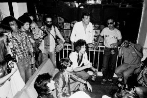 26th June 1980 - New York City, Danceteria. Promo party for Emotional Rescue.