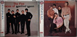 Manfred Mann: The Five Faces Of Manfred Mann Plus