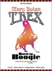 Компания Sanctuary Visual Entertainment объявляет о самом значительном событии, связанном с T.Rex за последнюю четверть века. 16 мая 2005 года выйдет BORN TO BOOGIE одновременно на двойном DVD и двойном CD. Этого события давно ждали поклонники Марка Болана и Битлз – на DVD представлен легендарный фильм Ринго Старра Born to Boogie 1972 года, единственные два записанные полностью концерта T.Rex и целый ворох дополнительного материала.