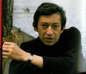 да Серж- поэт, киноактёр, певец, бабник - легенда Франции 60-х и 70-х!