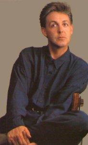 Вставь любое фото Пола (галерея Маккартни)