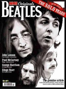Сегодня купил последний выпуск \очень интересный и нужный каждому битломану\ NME - New Musical Express - Original Beatles - The Solo Years 1979-1980.