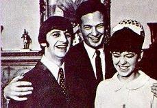 1965 January - Marriage of Ringo and Maureen:)